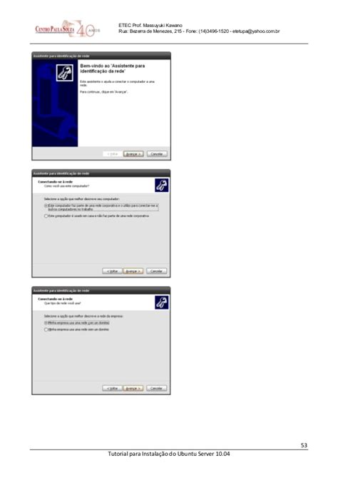 tutorial ubuntu server tutorial instalacao linux ubuntu server