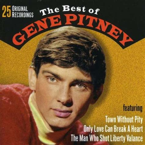 The Man Who Shot Liberty Valance Dvd Gene Pitney Greatest Hits Cd Covers