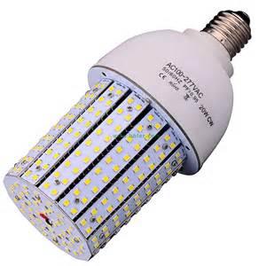 20w led corn light bulb lamp replacement es e27 cap 20w