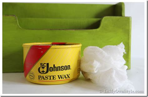 diy chalk paint paste wax diy chalk paint review update in my own style