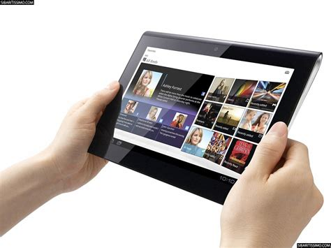 Sony Tablet S Second sony tablet s