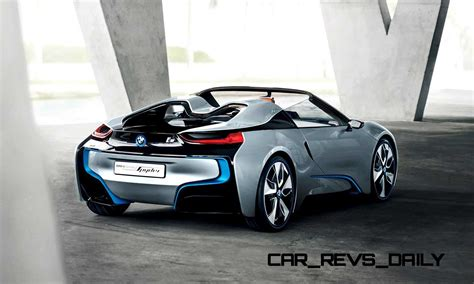concept bmw i8 spec renderings 2016 bmw i8 spyder