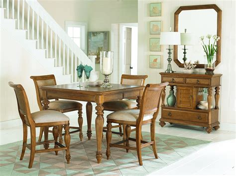 craftsman  piece rectangle extension dining sets