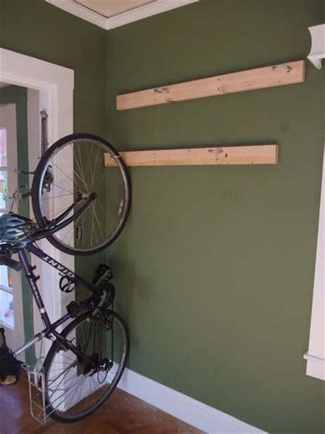 Diy Home Bike Rack by Rack It Garage Storage System Woodworking Projects Plans