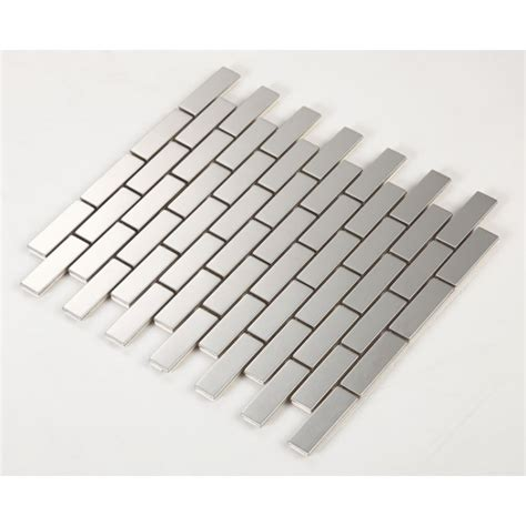 cheap wall tiles stainless steel tile with base kitchen backsplash subway