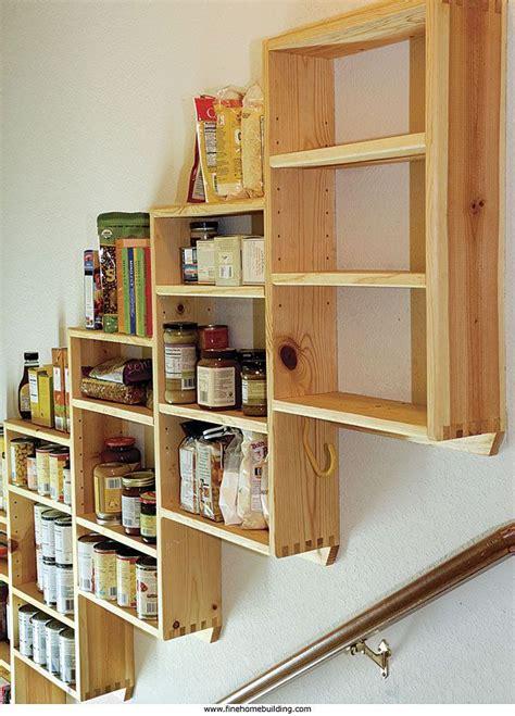 kitchen pantry  deep  narrow making