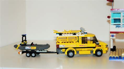 paw patrol lifeboat lego ideas product ideas lego city rnli 4x4 with
