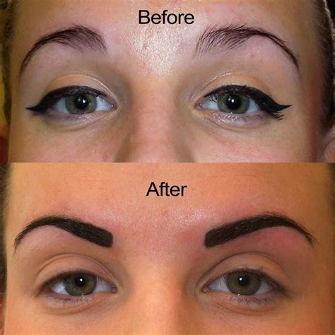permanent tattoo the ultimate guide to eyebrows what exactly are