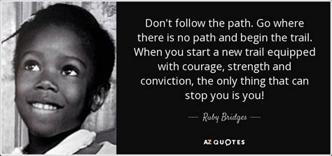 biography and documentary difference naacp on twitter quot happy birthday ruby bridges standing