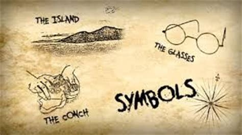 symbols in lord of the flies and their meanings lord of the flies symbols lord of the flies pinterest