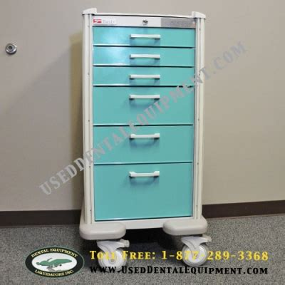 mobile dental cabinets carts mobile dental cabinet and treatment cart