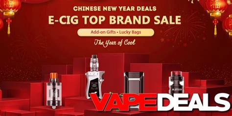 new year deals gearbest new year 2018 top brand sale vape deals