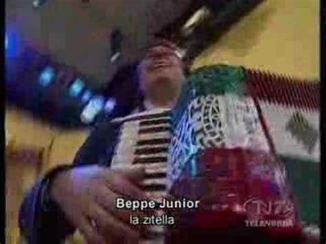 la zitella testo la zitella beppe junior musica e