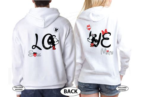 Hubby Lover Soulmate B28 Kaos Family T Shirt disney soulmate matching shirts with mickey minnie for mr and mrs married