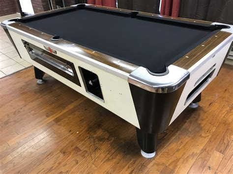 used valley pool table table 041517 valley used coin operated pool table used