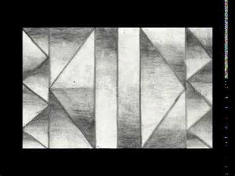 imagenes abstractas a lapiz composiciones abstractas con l 193 piz de grafito youtube