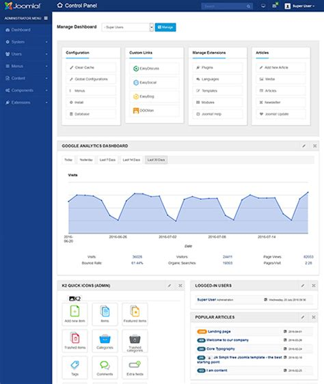 joomla 3 admin template free joomla 187 page 6 187 heroturko net more than you need