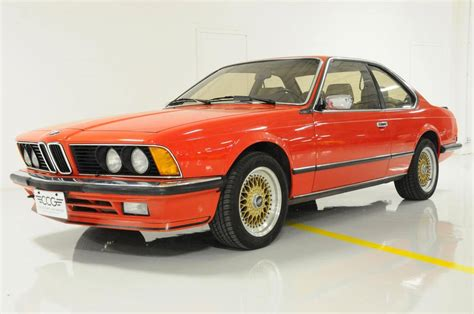 Bmw 635csi For Sale by 1984 Bmw 635csi For Sale 1956063 Hemmings Motor News