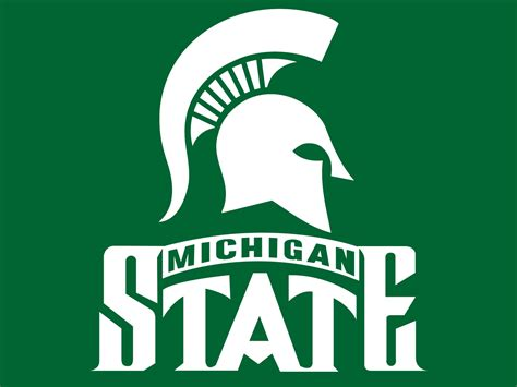 michigan state michigan state football clipart clipart suggest