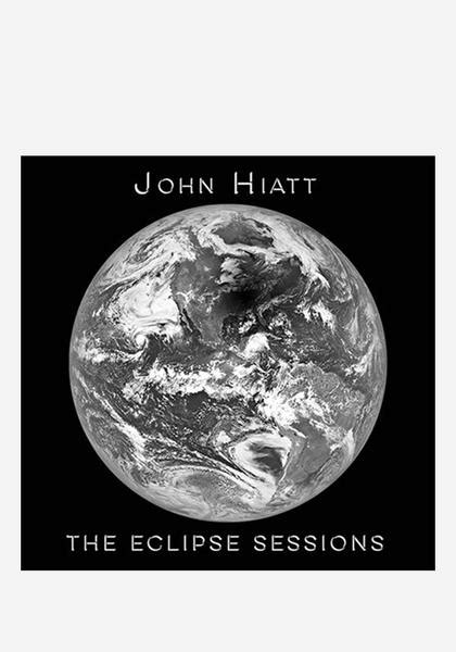 John Hiatt-The Eclipse Sessions CD With Autographed