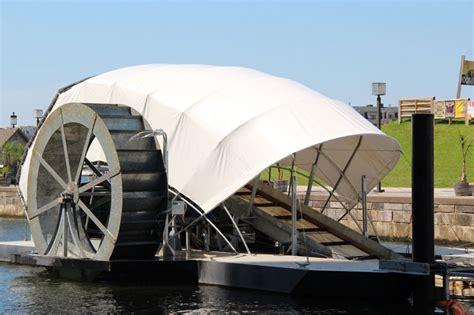 cigarette boat lake como meet mr trash wheel the hero cleaning up baltimore s