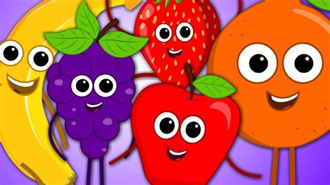 vegetables jumping on the bed five fruits fruits song learn fruits five