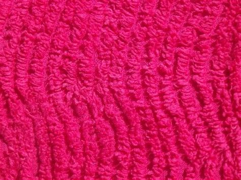 Used Crystal Chandeliers For Sale Vintage Cotton Chenille Bedspread Red Raspberry Pink W