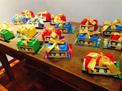 Souvenir Goodie Bag Ransel Banner Lego 3 lego ninjago favors lego otto ninjago lego ninjago and birthdays