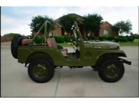 Classic Jeep For Sale Classic Jeep Willys For Sale On Classiccars 9 Available