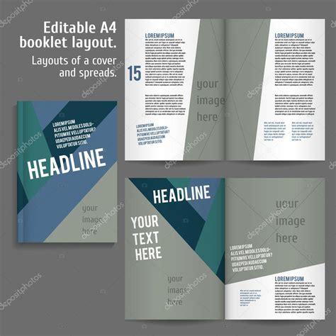 livro layout download livro a4 modelo de design de layout vetores de stock
