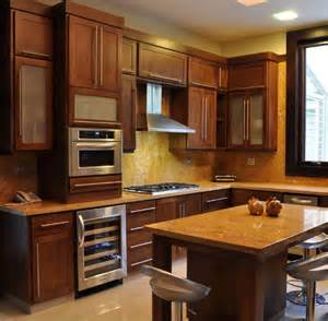 where do you place a microwave in a kitchen plan