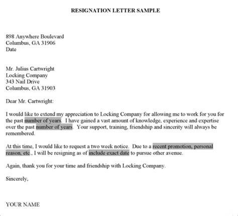 32 Free Resignation Letter Uk Sle Pdf Exle Formats Resignation Letter Microsoft Template