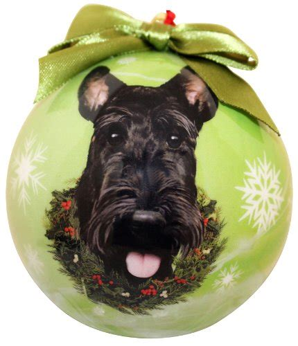 dog christmas ornaments by breed christmas ornament shop