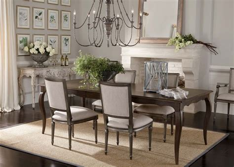 Ethan Allen Bistro Table Bijou Bistro Dining Room Ethan Allen Ethan Allen Rooms Dining