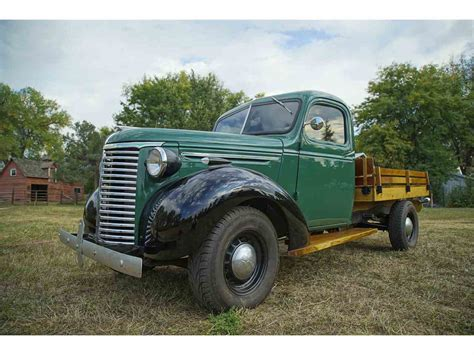 1939 chevrolet truck for sale 1939 chevrolet 3 4 ton for sale classiccars