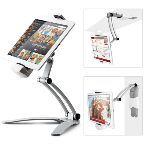 7 Pros Of One Stands by Ikross 2 In 1 Desk Countertop Wall Mount Holder Stand
