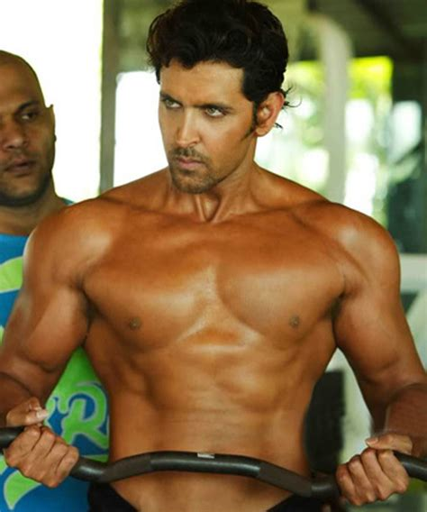 The Top 20 Greatest Bodies hrithik roshan i the best in