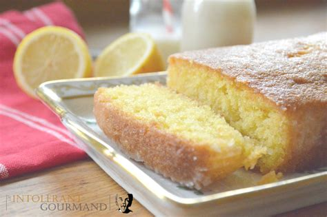 the intolerant gourmand lemon drizzle cake a giveaway