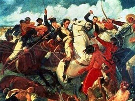 dibujo de la batalla de carabobo 1814 el negro primero en profundidad telesur