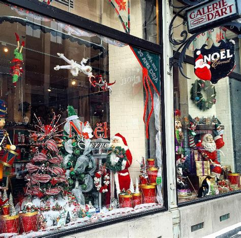 the most festive holiday storefronts across canada lifestyle