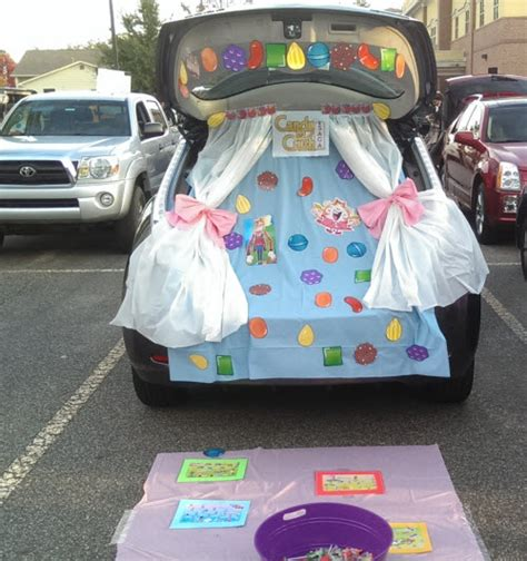10 cool trunk or treat ideas for babble