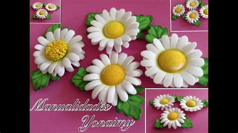 flor de goma eva