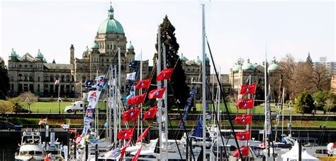 boat show victoria british columbia yacht brokers association events
