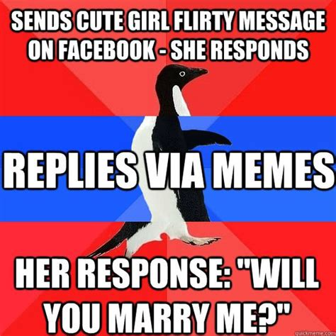 Flirty Memes For Him - flirty memes funny me flirting meme and pictures