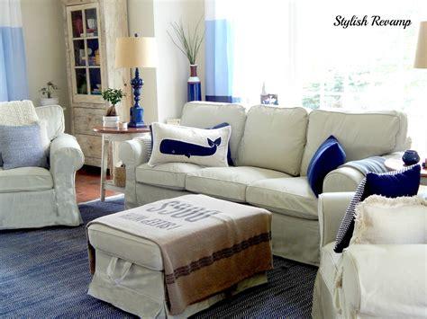 My sunroom reveal using ikea ektorp furniture stylish revamp