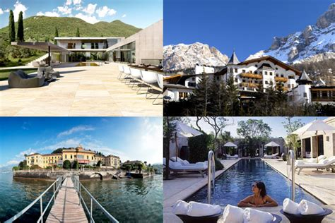 best spas in italy top 4 italian health and spas italy travel and