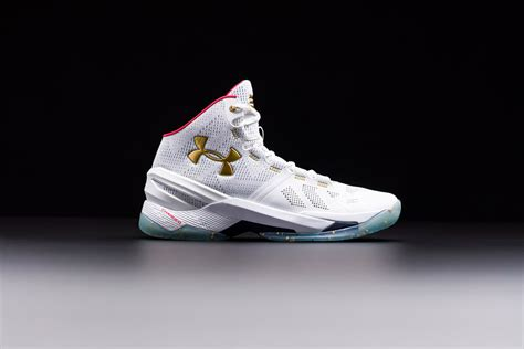 stephen curry new shoes armour readies a pair of curry two all weekend