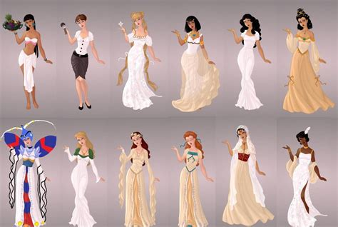 Cinderella Wedding Dress Animation by Animated In Ivory By Autumnrose83 On Deviantart