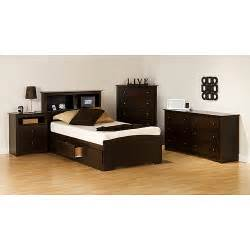 Bedroom Set Walmart prepac edenvale collection 5 piece bedroom set walmart com