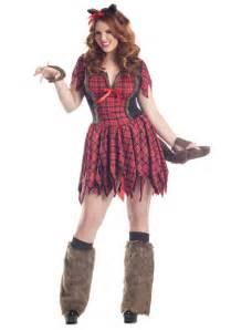 pinterest plus size halloween costumes plus size werewolf costume